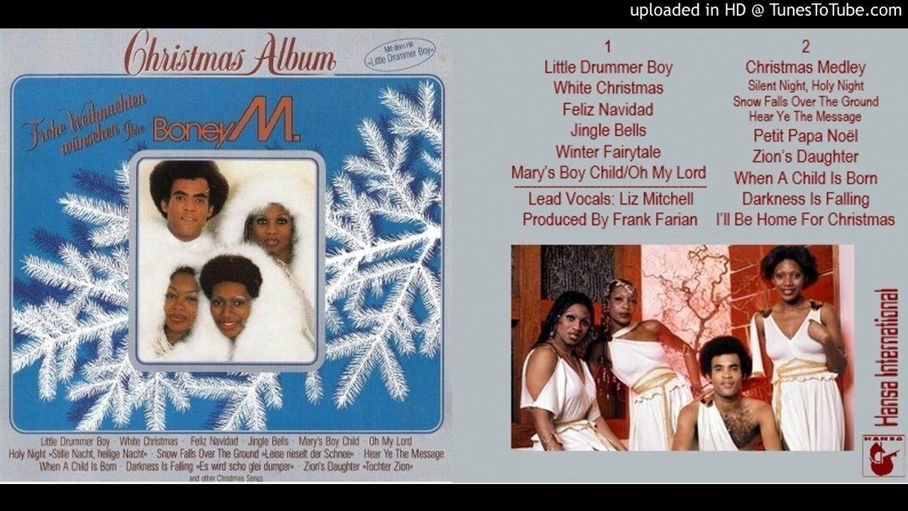 Boney M Christmas Album.Boney M Christmas Album Full Album Expanded Version 1981