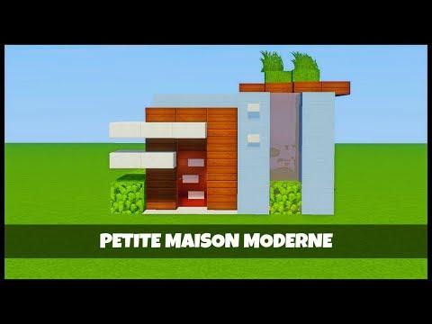 Minecraft tuto maisonnette d 39 entr e de mine doovi for Maison moderne minecraft xbox one