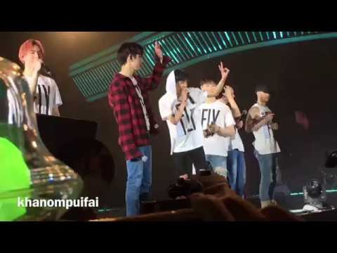 2016.06.24 - GOT7 - Fly in Singapore - Before the full moon rises