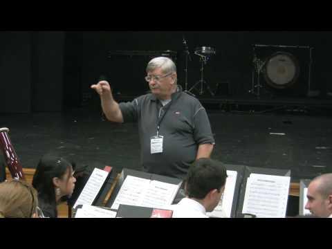 Tim Reynish Band Warmup, Part 1