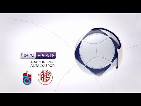 Trabzonspor 3 - 0 Antalyaspor #Özet