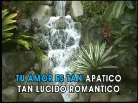 Chichi Peralta - Amor Narcótico karaoke letra lyric
