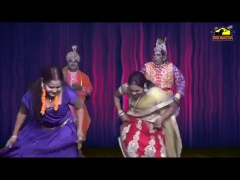 Latest Dance & Burrakatha || Folk Dance || Garividi Narsingarao Burrakatha Dalam || Musichouse27