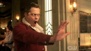 Supernatural 14x10 - Jack uses his powers to destroy the monsters of Michael!