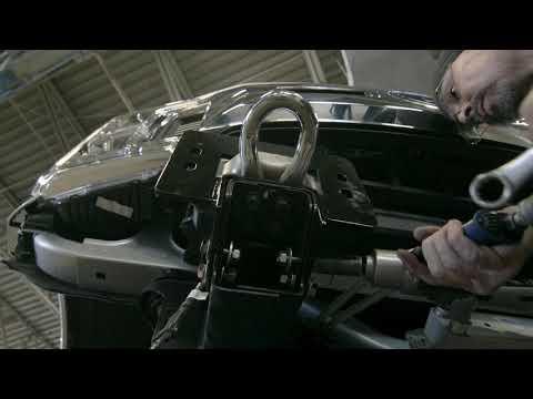 Legend Series: F-250 Front Bumper
