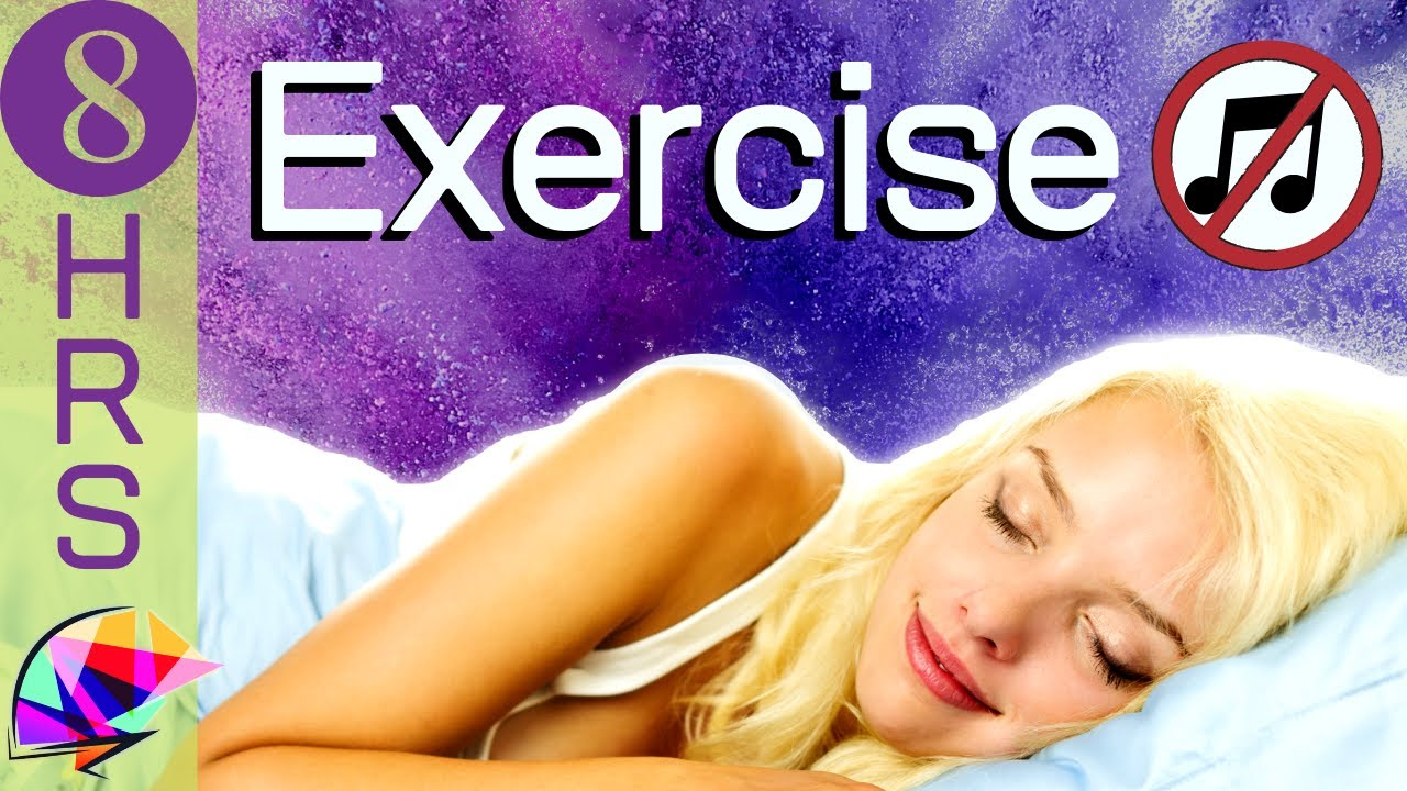 Sleep Hypnosis & YOU ARE Affirmations for Exercise ...
