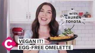 Classic Omelette, Vegan-Style | Vegan It! With Lauren Toyota