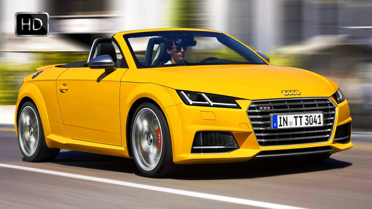 2015 audi tts roadster convertible quattro test drive. Black Bedroom Furniture Sets. Home Design Ideas