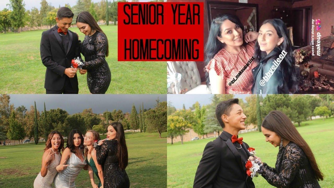 Senior Year Homecoming Airam Gallegos