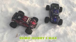 Remo Hobby SMAX (2 Часть, тест-драйв) Обзор  радиоуправляемой модели