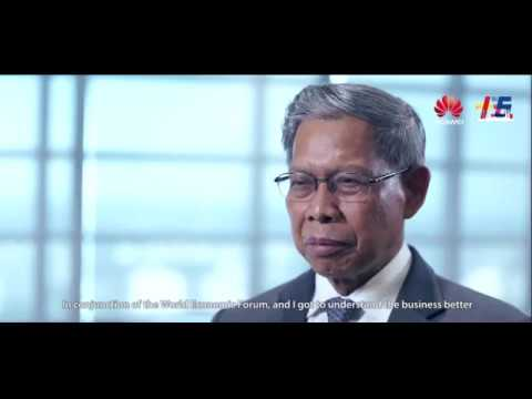 MITI's (Ministry of International Trade and Industry) Interview for Huawei Malaysia 15th Anniversary