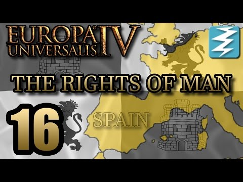 PORTUGAL RIP [16] The Rights of Man DLC - Europa Universalis 4 EU4 Paradox Interactive