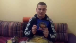 Посилка від Алли Ковальчук/посылка от Аллы Ковальчук/Кресс салат для презентації