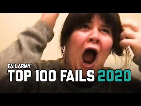 Top 100 Fails of the Year (2020) | FailArmy