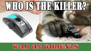 Best pest repellers-Do the electronic rodent repellent sound really work?