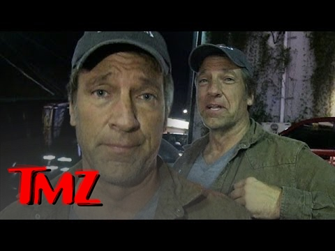 'Dirty Jobs' Star Mike Rowe: I Don't Use Toilet Seat Covers! | TMZ