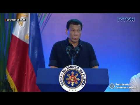 Duterte warns police not to set foot in Okada Manila casino