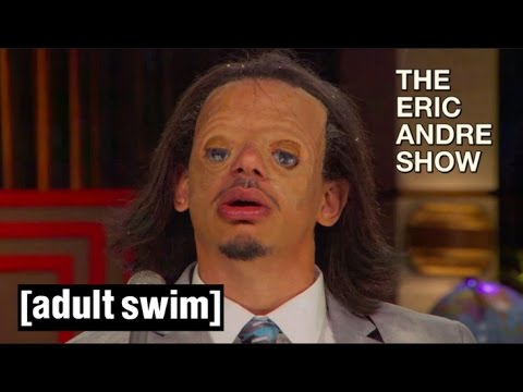 Best of... Eric Andres Monologe | Eric Andre Show | Adult Swim