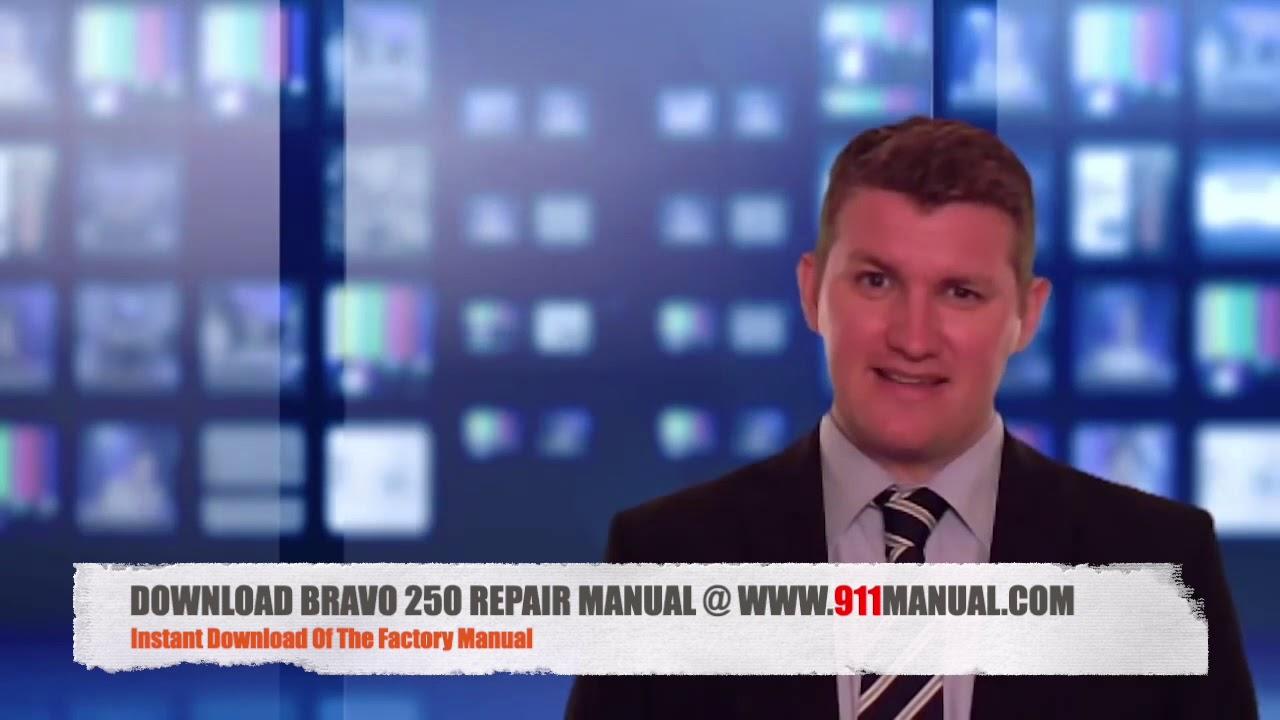 Download Yamaha Bravo 250 Repair Manual