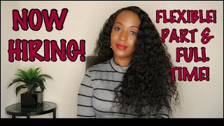 Hiring For 2020! 5 NEW Work From Home Jobs ~ *apply asap*