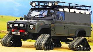 How is it Made: Indestructible and Powerful Land Rover Defende…