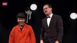 Lapsus: Fleck im Bild   Arosa Humorfestival 2014   SRF Comedy
