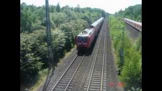 Железная дорога Германии(Железная дорога Германии. Отличная организация. Удобные современные поезда. Высокий ритм движения. каждые..., 2015-07-21T16:00:00.000Z)