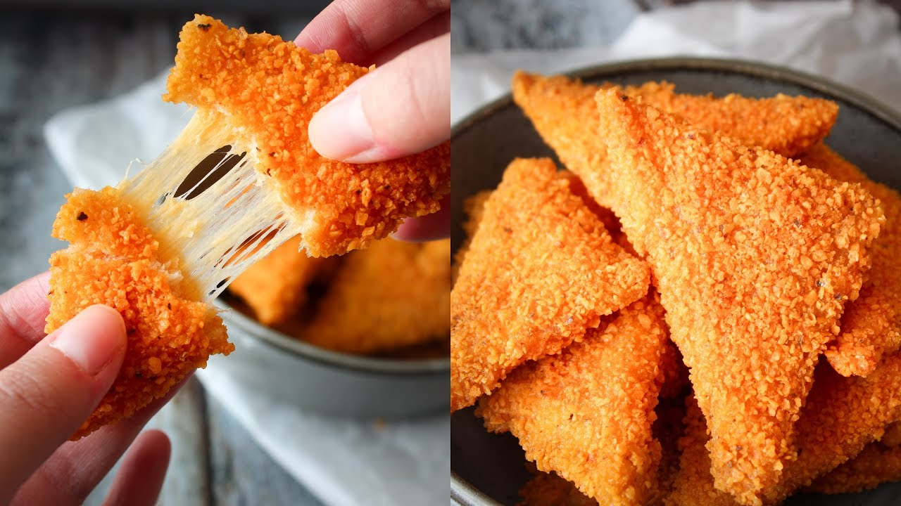 Doritos Grilled Cheese Bites