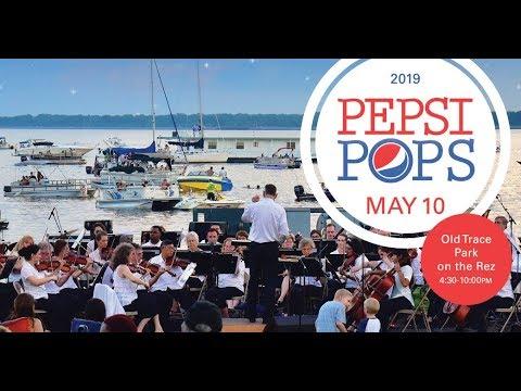 Beck & Beattie: On Tap for Pepsi Pops