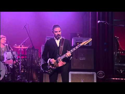 Rival Sons on Letterman