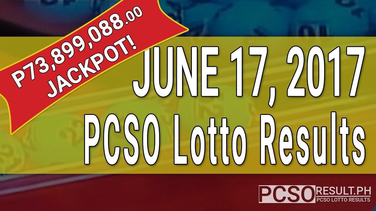 Lotto Result June   D Swertres Ez