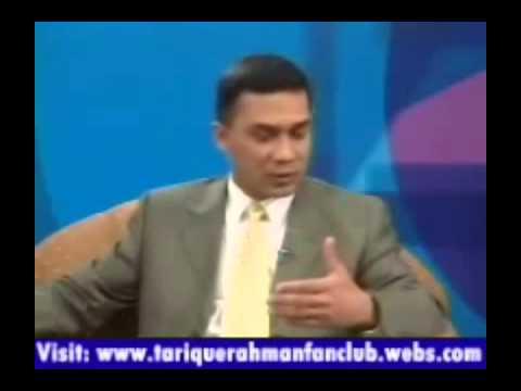 1. Tarique Rahman Exclusive Interview With Motiur Rahman at Channel i (2004)