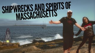 RUNNING FOR OUR LIVES - Haunted Shipwreck Site [Ghosts of Massachusetts]