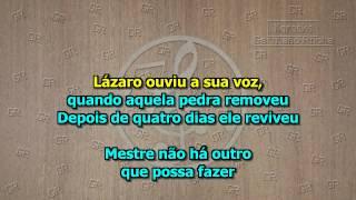 Aline Barros - Ressuscita me (Karaoke)