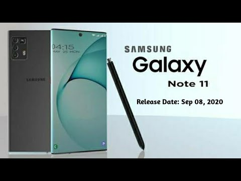 Samsung Galaxy Note 11 - Release Date, Full Specs, Details || Technical Tips Boy