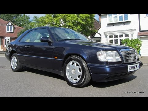 Selling - 1995 Mercedes-Benz E220 Coupe Automatic