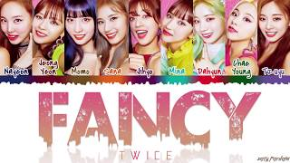 Download lagu TWICE - 'FANCY' Lyrics