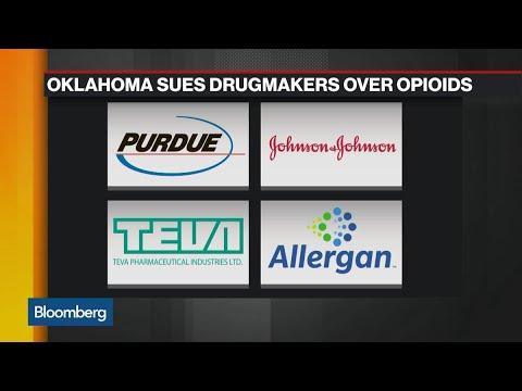 Oklahoma AG on Lawsuit Against Opioid Drugmakers