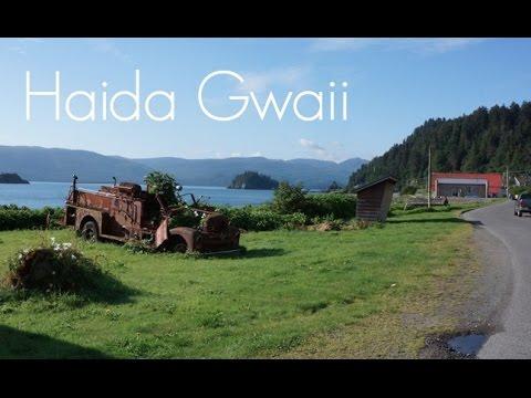 Haida Gwaii 2014 | SFU EDUC 452 | Arriving + Exploring