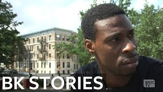Video Gun Violence in Brooklyn Part 1: Marlon Peterson | BK Stories download MP3, 3GP, MP4, WEBM, AVI, FLV Januari 2018