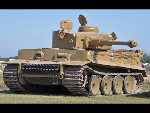 Как выглядит тигр танк