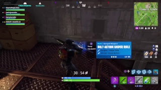 Early bird gets the worm Fortnite live stream