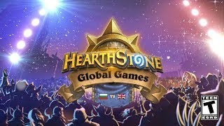 Bulgaria vs UK - Ro48 - 2018 Hearthstone Global Games - Week 6