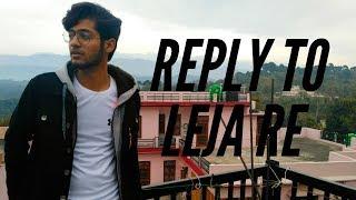 REPLY TO LEJA RE BY SHIVAM GROVER|DHVANI BHANUSHALI|DANCE COVER