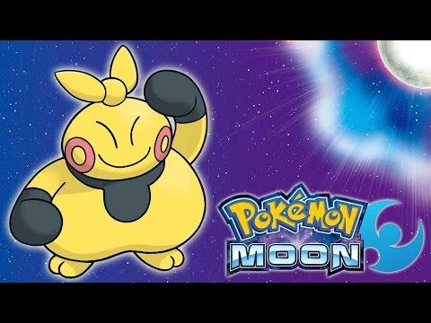 Pokemon: Moon - Makuhita