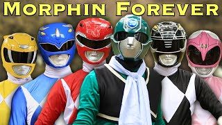 Mighty Morphin' Forever [FOREVER SERIES] Power Rangers | Super Sentai