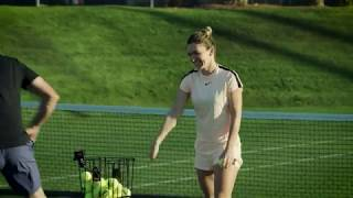 Coach Swap- Simona Halep and Darren Cahill
