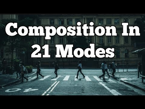 COMPOSITION IN 21 MODES