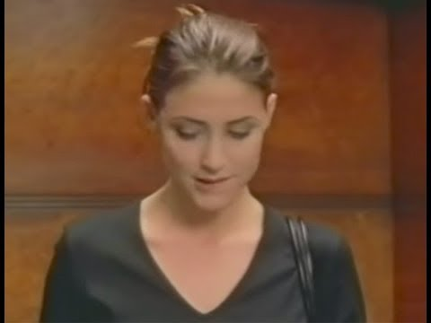 Lisa Snowdon romps with stranger in lift in outrageous unearthed clip