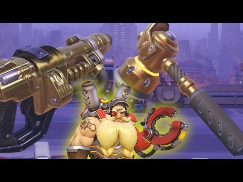 Overwatch - The Golden Hammer